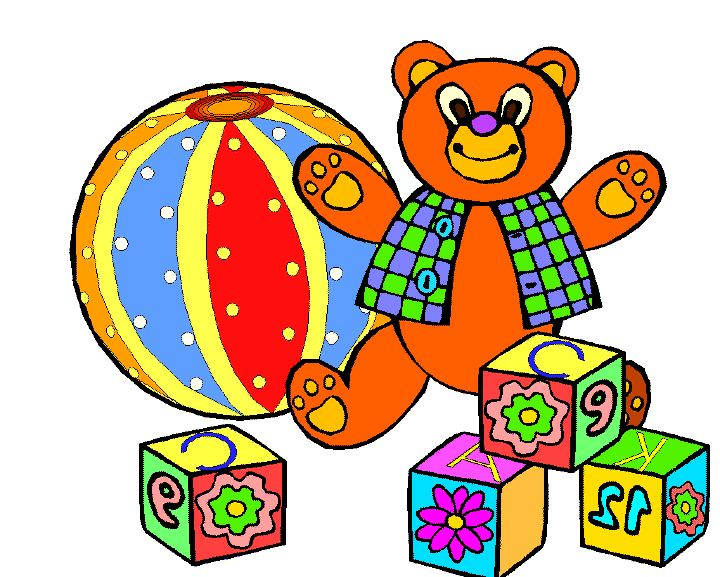 4492 Toys free clipart.