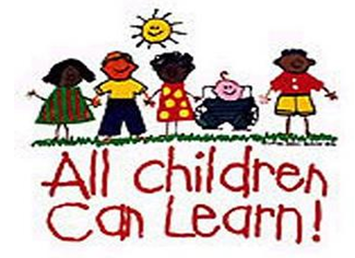 All Children Can Learn no matter their background or disability.