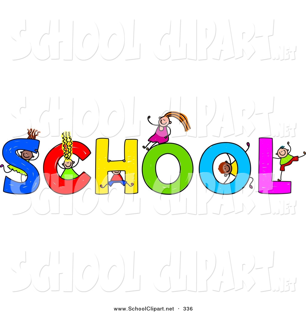 Children School Clipart Law.