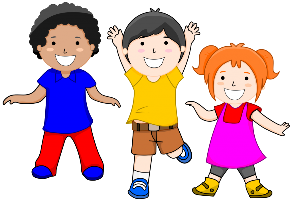 Kid Smiling Clipart.