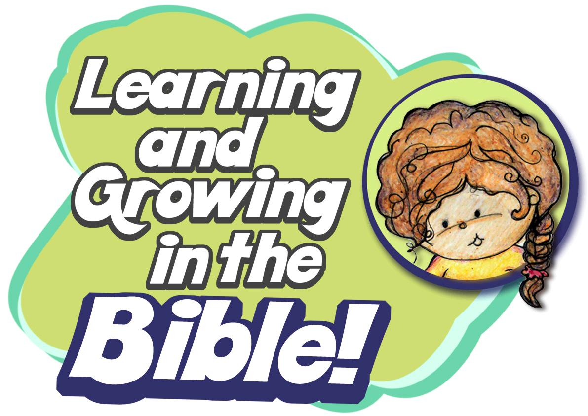 Toddler Sunday School Clipart.