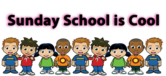 Clipart Of A Of Sunday School Children.