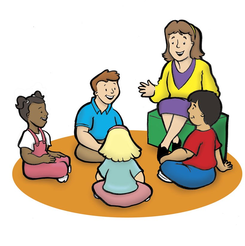 Sunday School Clipart Children.