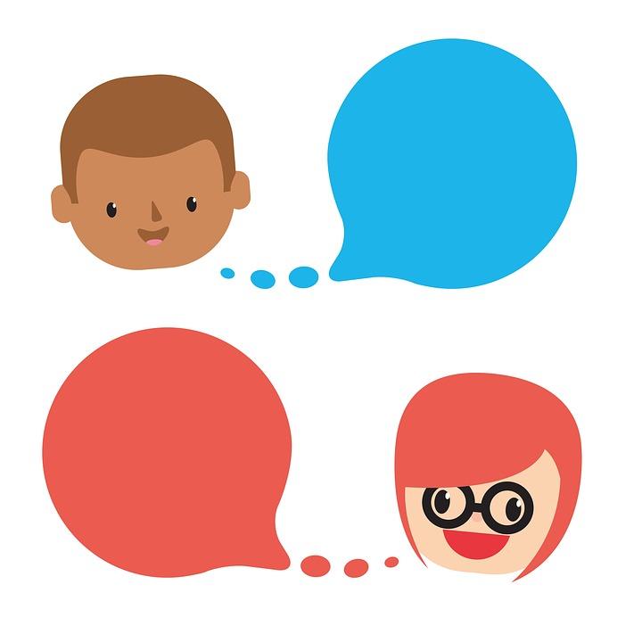 Talk Discussions Kids.
