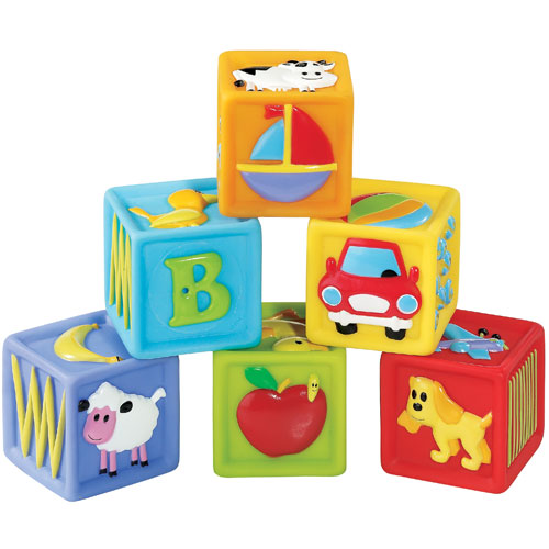 Baby Toys Clipart.