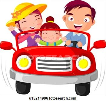 family car clip art.