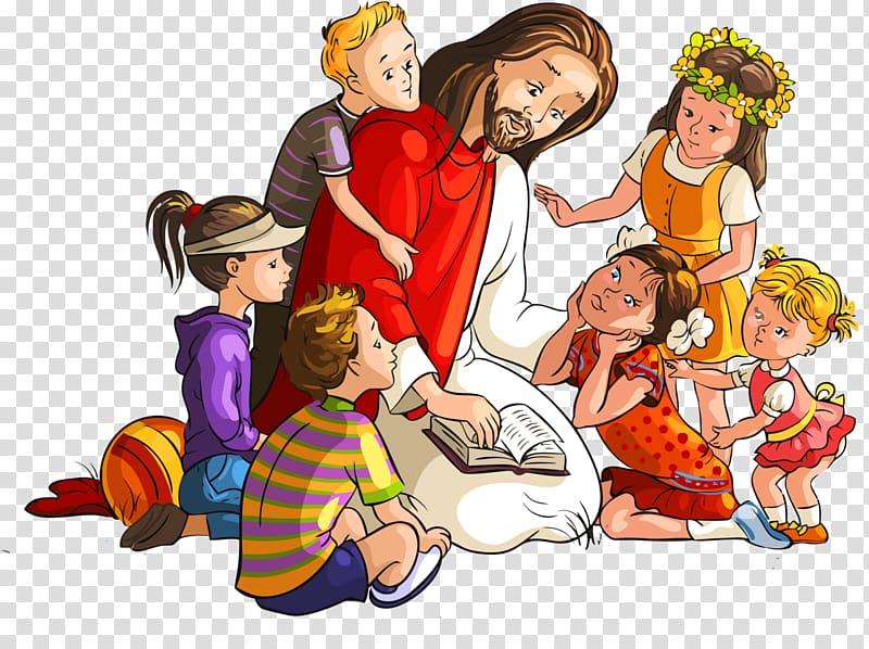 Bible Teaching of Jesus about little children, child.