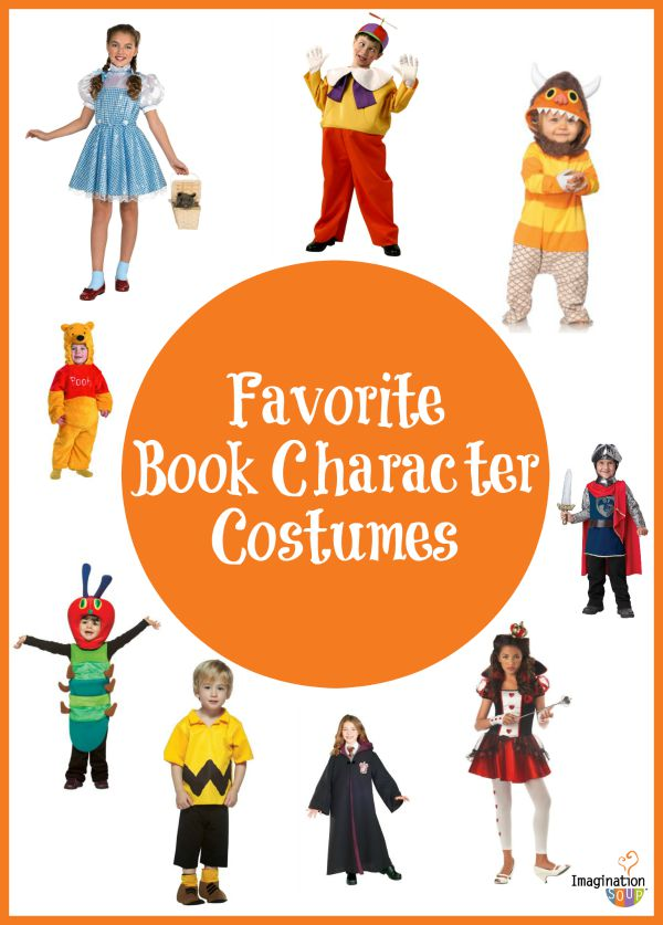 80 Favorite Book Character Costumes.