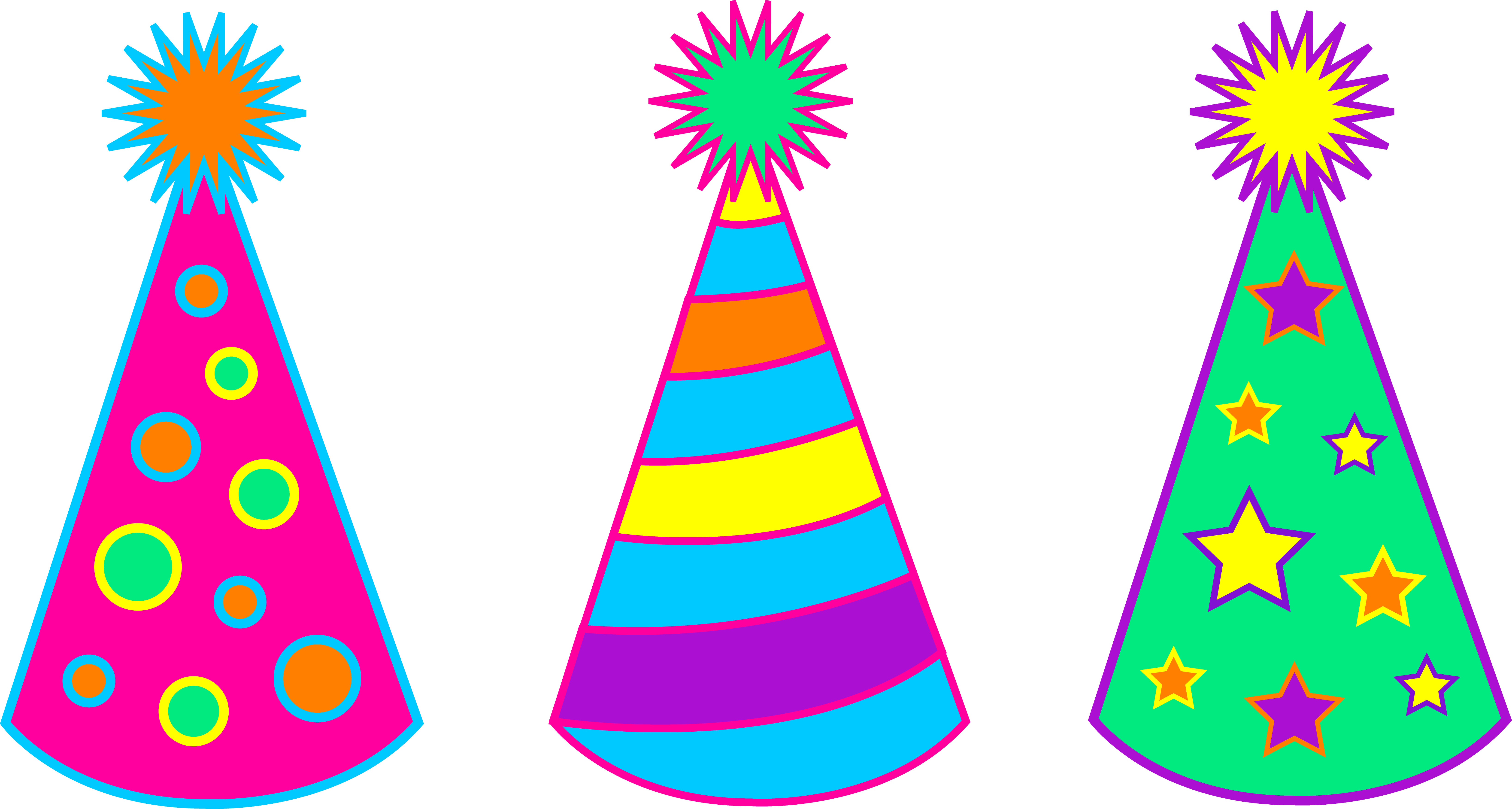 Hat decoration clipart clipground for Decoration clips