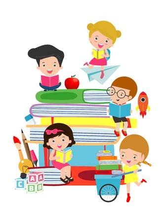 108,360 Children Book Stock Illustrations, Cliparts And Royalty Free.