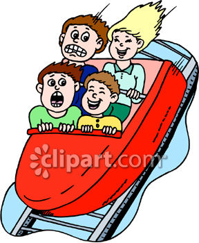 Ride Cartoon Clipart.
