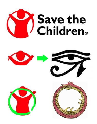 Save The Children Charity Is Masonic.