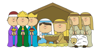 Christmas Pageant.