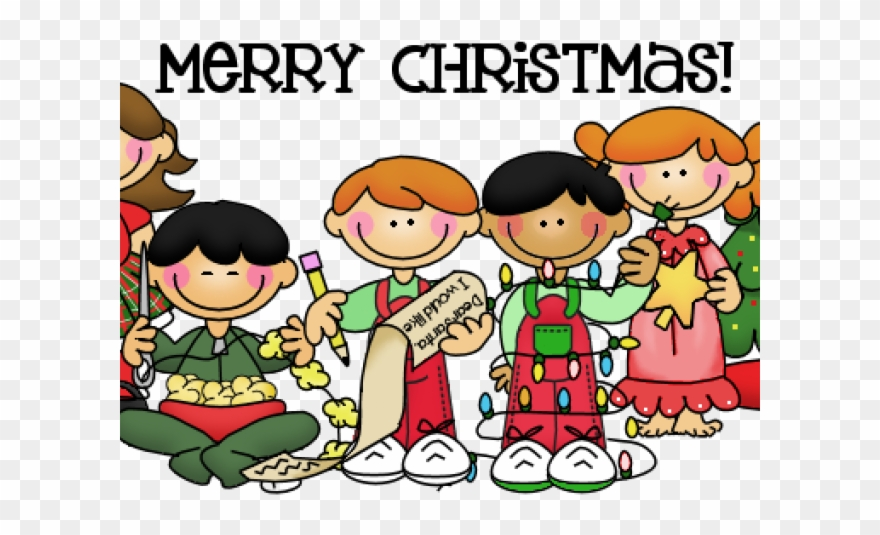 Merry Christmas Clipart Church.