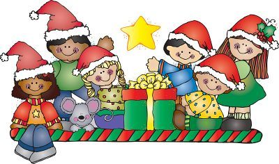 Childrens christmas party clipart 4 » Clipart Portal.