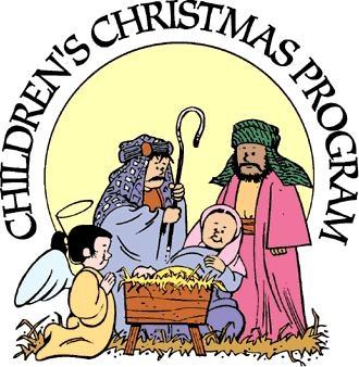 Childrens christmas program clipart 5 » Clipart Station.