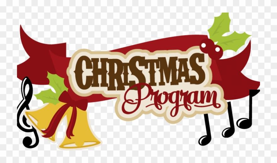 Children\'s Christmas Programs Clipart (#1705257).