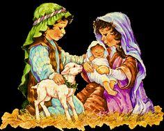 free printable christian christmas clipart.