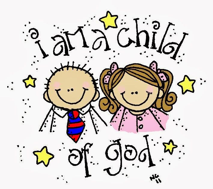 Free religious clip art for children.