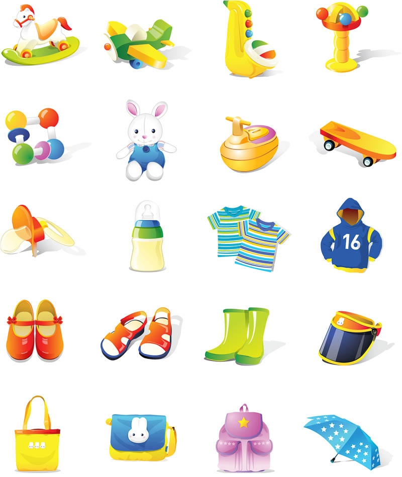 Kids Summer Clothes Clipart Pics For