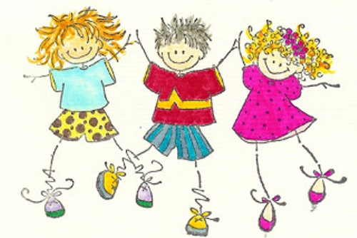 Kids Dance Clipart Dance Word Clip Art #8OzcLN.