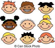 Children's faces Illustrations and Clipart. 69,659 Children's faces.
