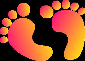 Feet Clip Art.