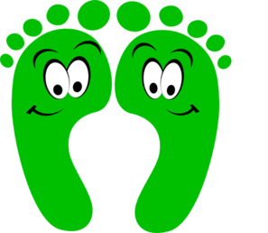 Feet pictures clip art.