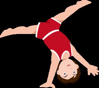 Free Gymnastics Clipart 1961# Sports Clip Art » ClipartPod.