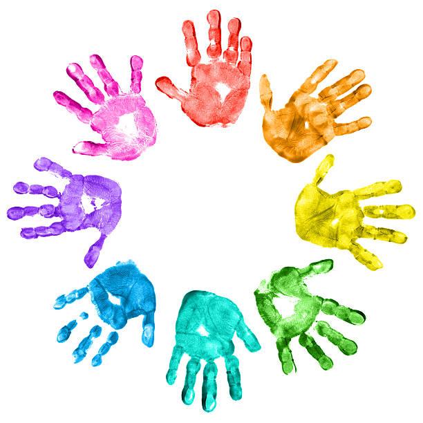 Childrens Handprint.