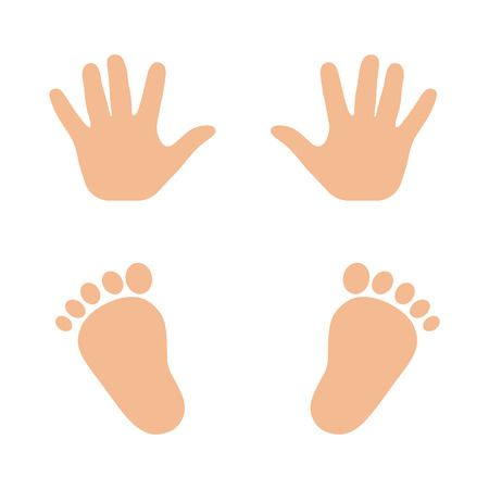 14,056 Children Feet Cliparts, Stock Vector And Royalty Free.