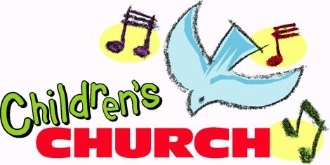 Children chuch clip art.