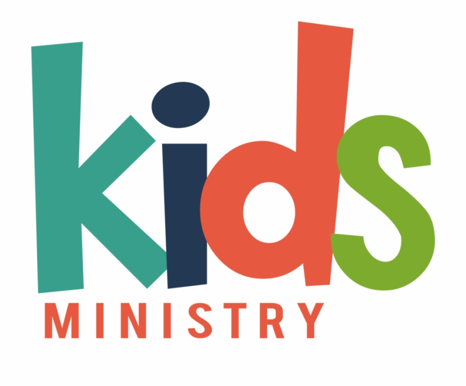 Kids Ministry Badge.