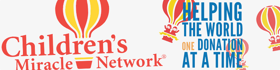 Children\'s Miracle Network.