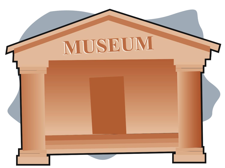 Museum Clipart.