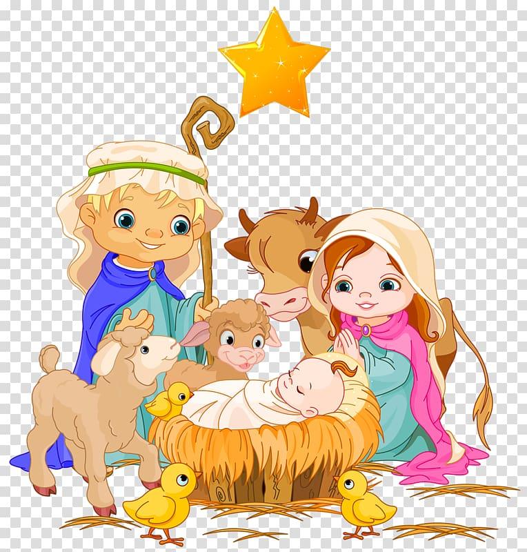 Holy Family Nativity scene Nativity of Jesus , The elderly and.