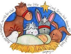 Childrens nativity clipart 1 » Clipart Portal.