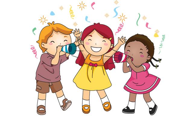 Kids' birthday parties in Dubai.