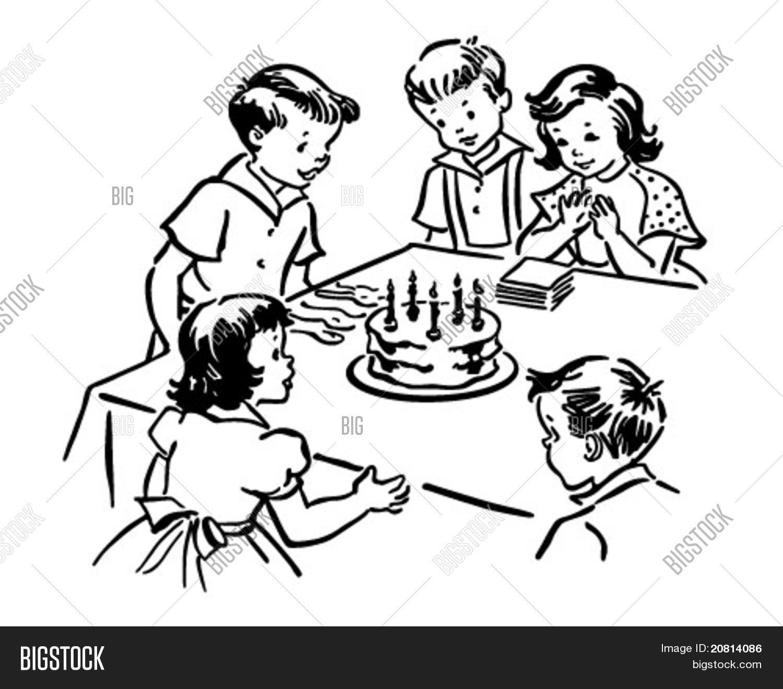 Childrens party clipart 6 » Clipart Portal.