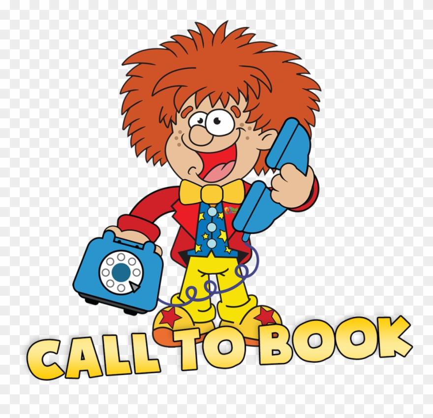 Call To Book A Childrens Party.