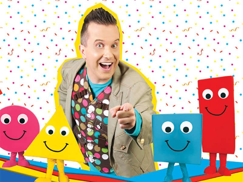 Mister Maker announces new Australian tour — Kinderling Kids Radio.