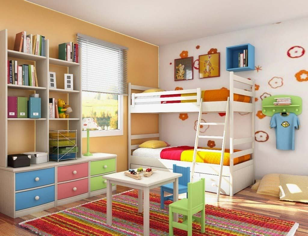 Toddler room clipart.
