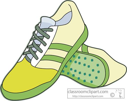 Kids shoes clipart.