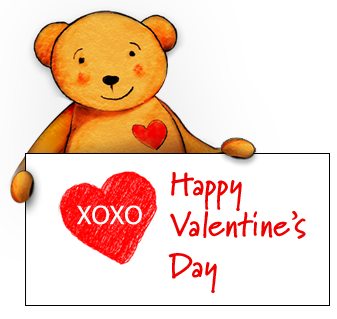 Give Extra Love this Valentine's Day to CHOC Children's Patients.