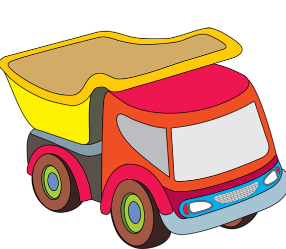 Toy Cars And Trucks Clip Art Childrens Clipart.