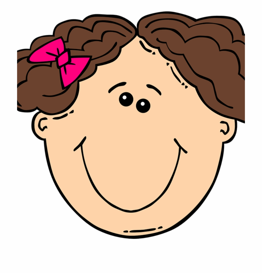 Kid Face Clip Art 19 Thinking Brain Svg Library Download.