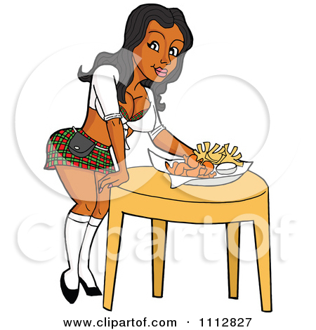 Childsetting The Table Clipart Clipground
