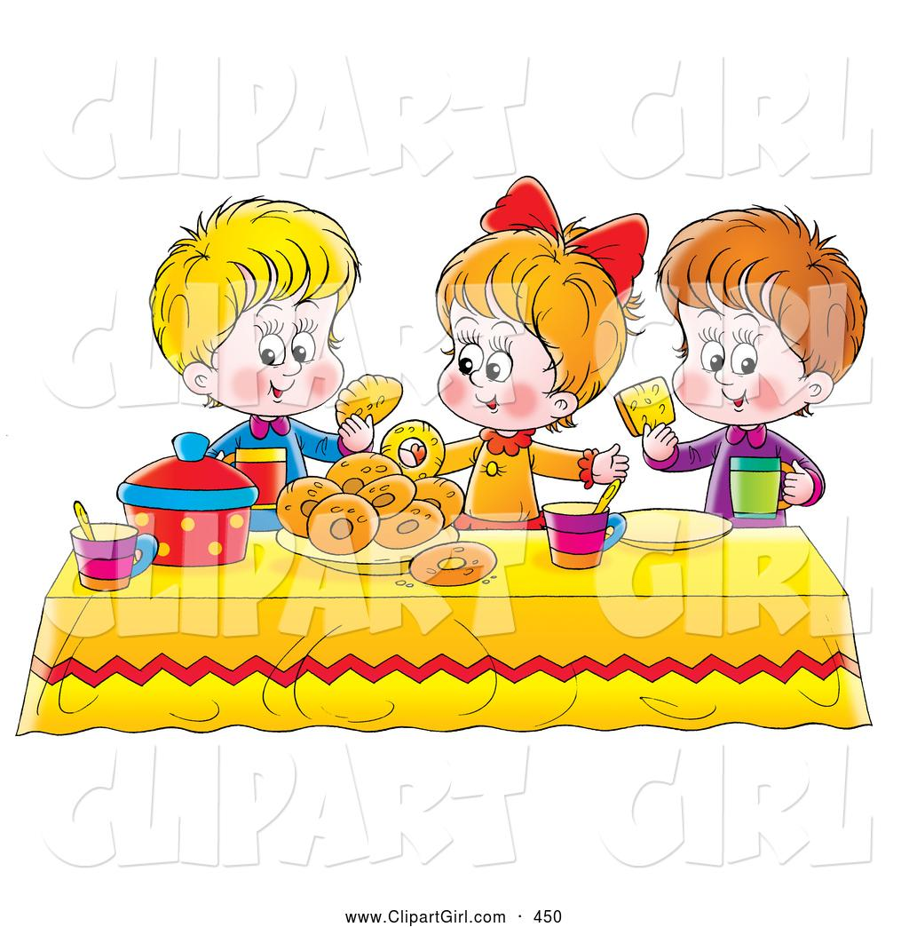 Child Setting Table Clipart (45+).