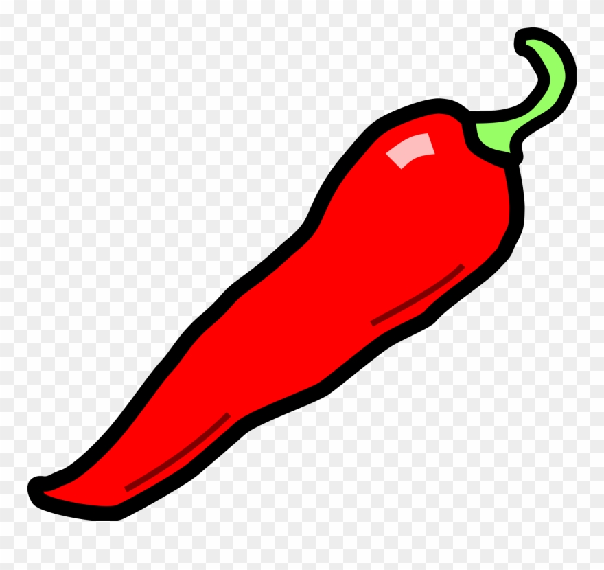 Chile Clipart Bell Pepper.