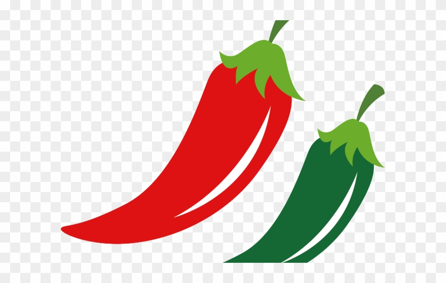Pepper Clipart Serrano Pepper.